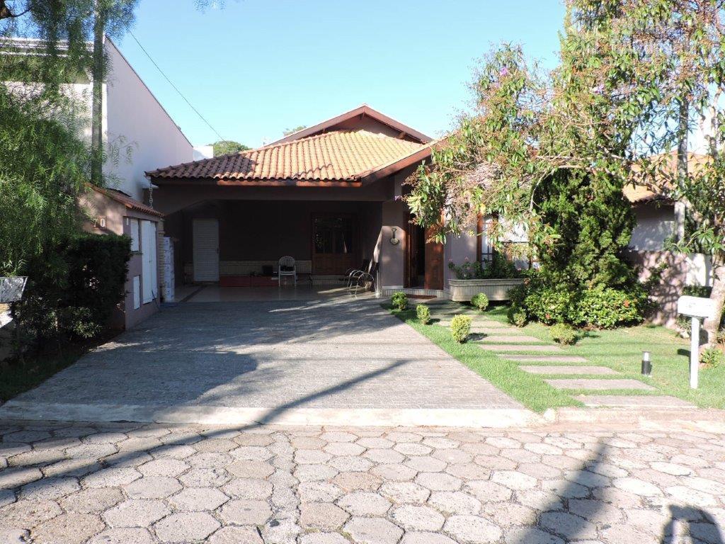 Casa à venda no Condomínio Portal de Itu II em Itu.