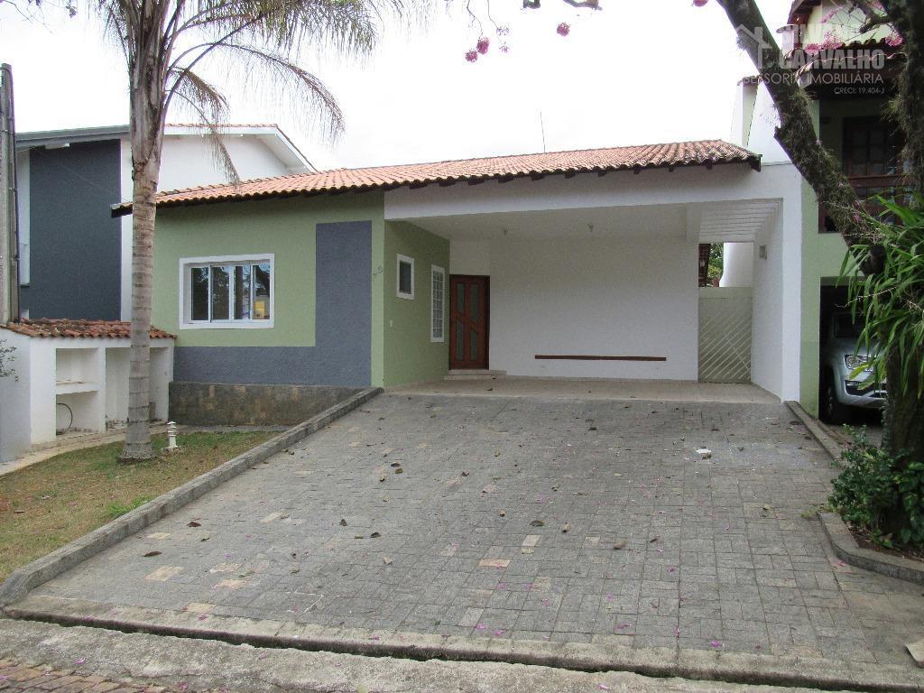 Casa para venda e locação no Condominio Portal de Itu em Itu - CA0716.