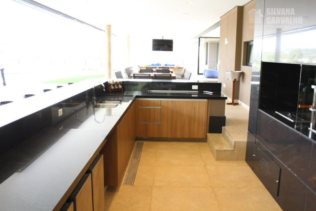 casa à venda no condomínio terras de são josé ii em itu, com 5.500 m² de...