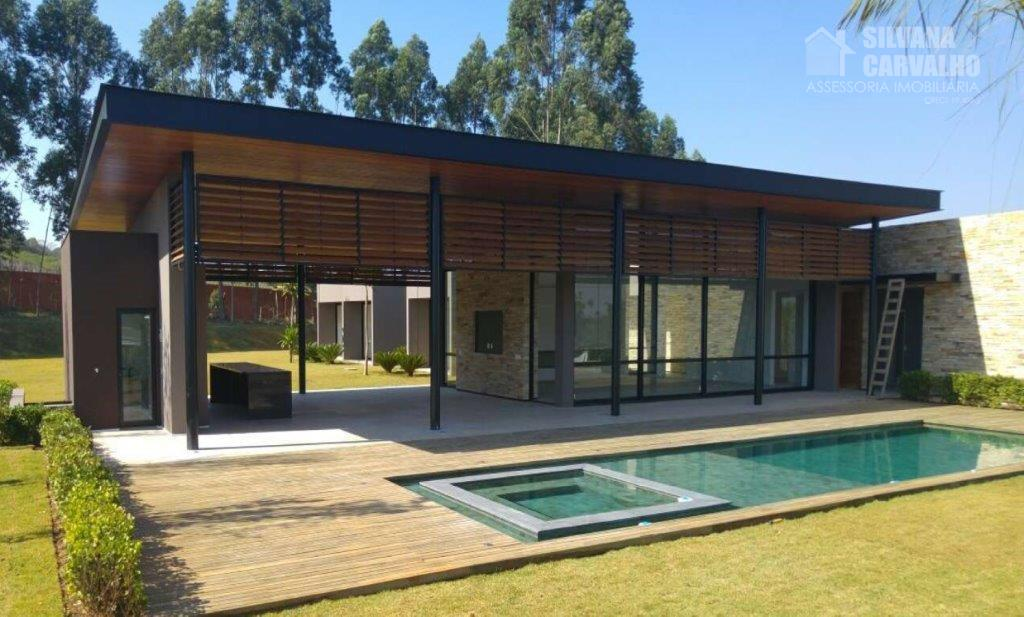 Casa à venda no Condomínio Fazenda Boa Vista, na Área do Golfe em Porto Feliz