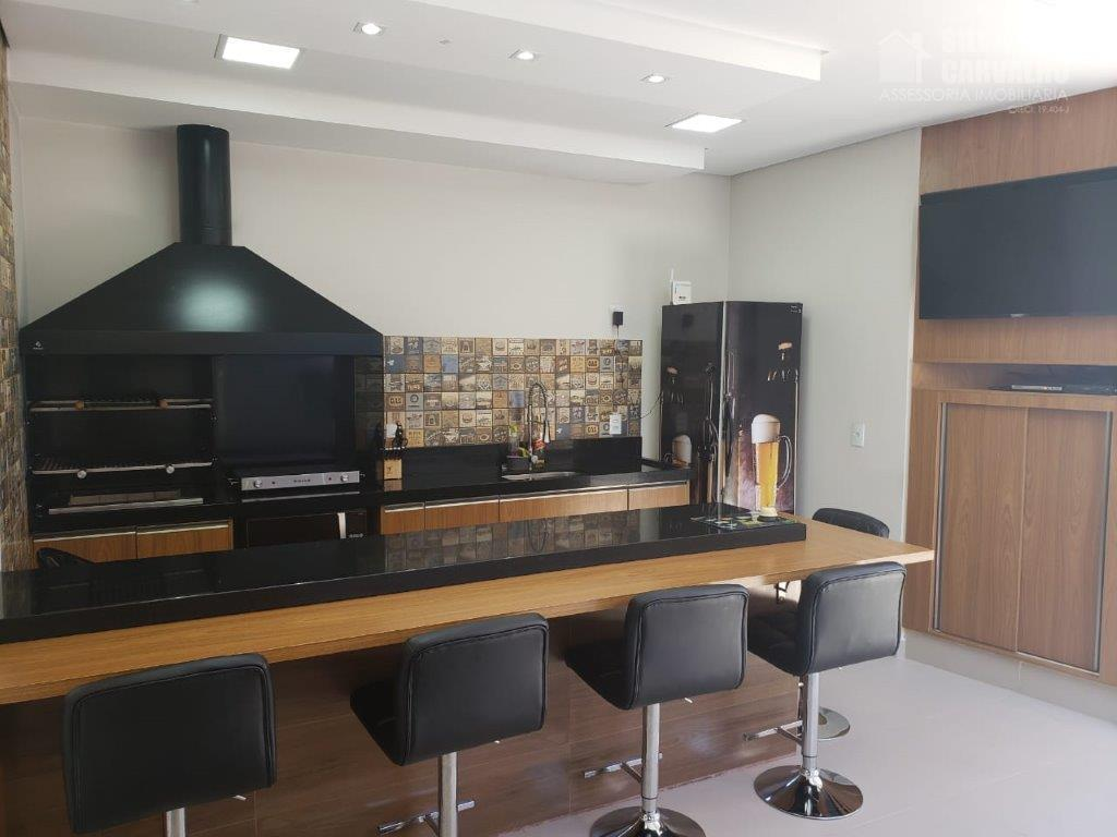 Casa residencial à venda no Condomínio Portal de Itu 1 em Itu - CA2542.