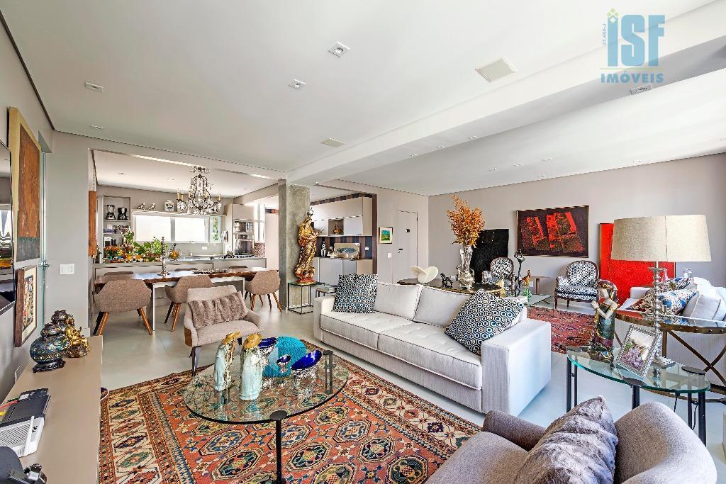 apartamento residencial à venda, higienópolis, são paulo.apartamento 170 m², com 3 dormitórios sendo 2 suítes (na...