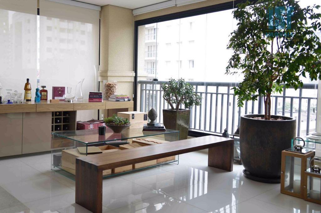Apartamento residencial à venda, Perdizes, São Paulo.