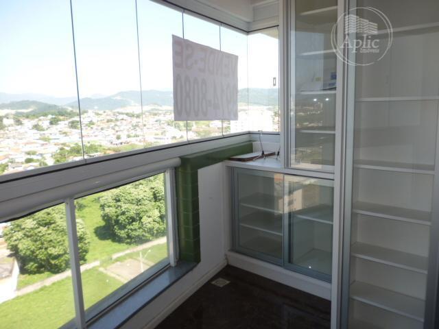 Cobertura  residencial à venda, Pagani I, Palhoça.