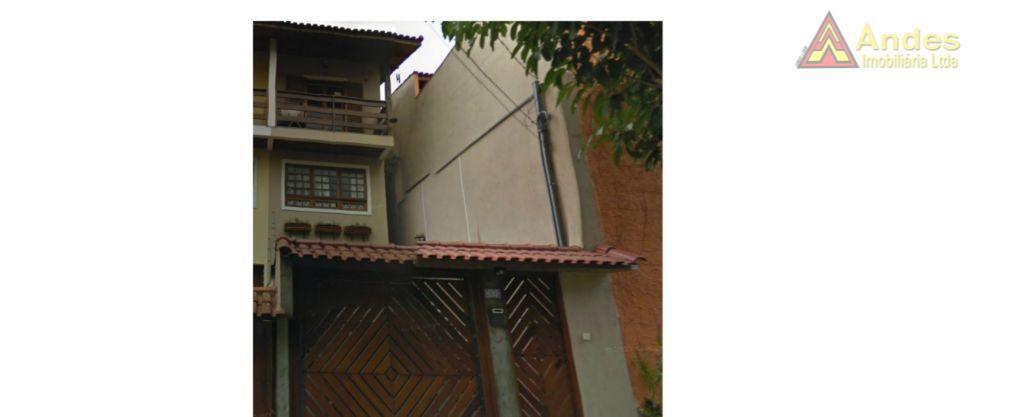 Sobrado  residencial à venda, Horto Florestal, São Paulo.