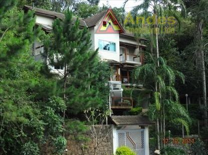 Sobrado residencial à venda, Residencial Reserva Das Hortensias, Mairiporã.