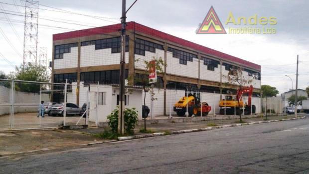 Prédio comercial para locação, Vila Maria, São Paulo - PR0067.