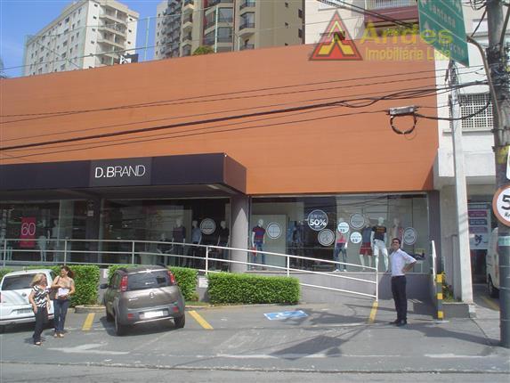 Salão comercial para locação, Santa Terezinha, São Paulo.