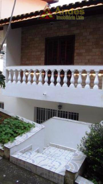 Sobrado residencial para locação, Tucuruvi, São Paulo.