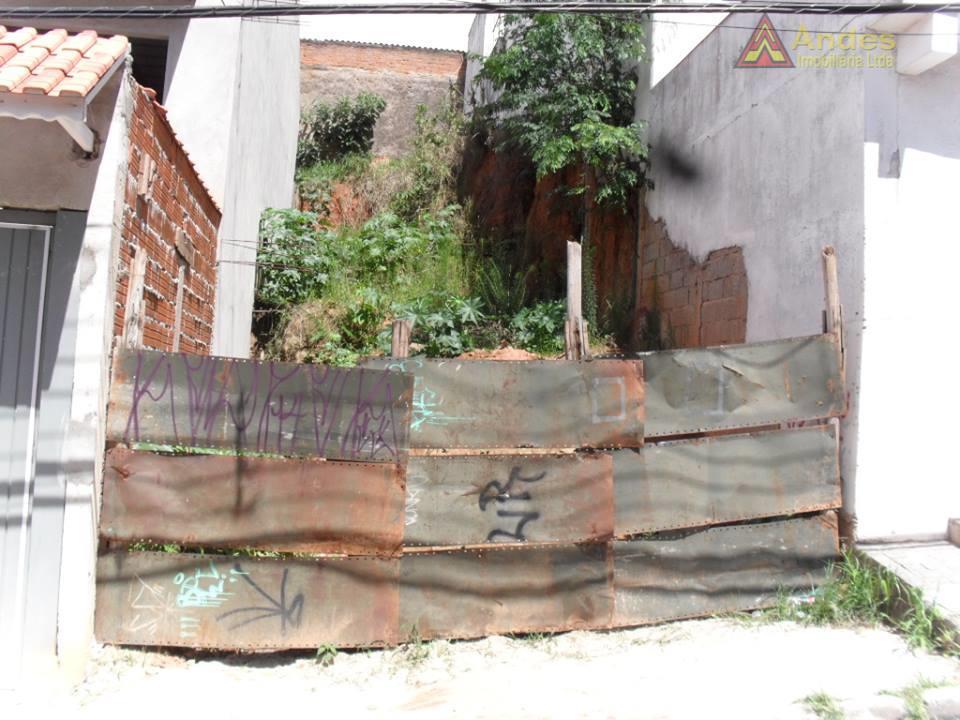 Terreno  residencial à venda, Horto, São Paulo.