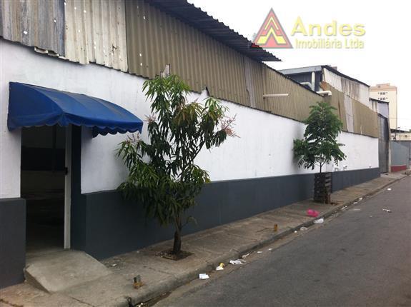 Galpão comercial para locação, Vila Guilherme, São Paulo - GA0108.