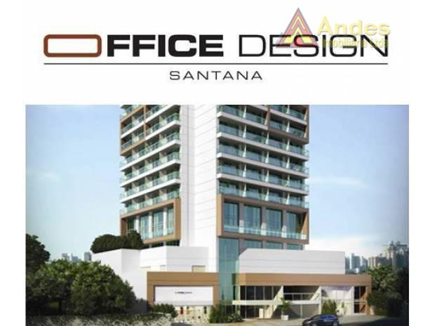 Sala comercial à venda, Santana, São Paulo - SA0212.