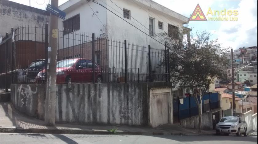 Sobrado residencial à venda, Santana, São Paulo.