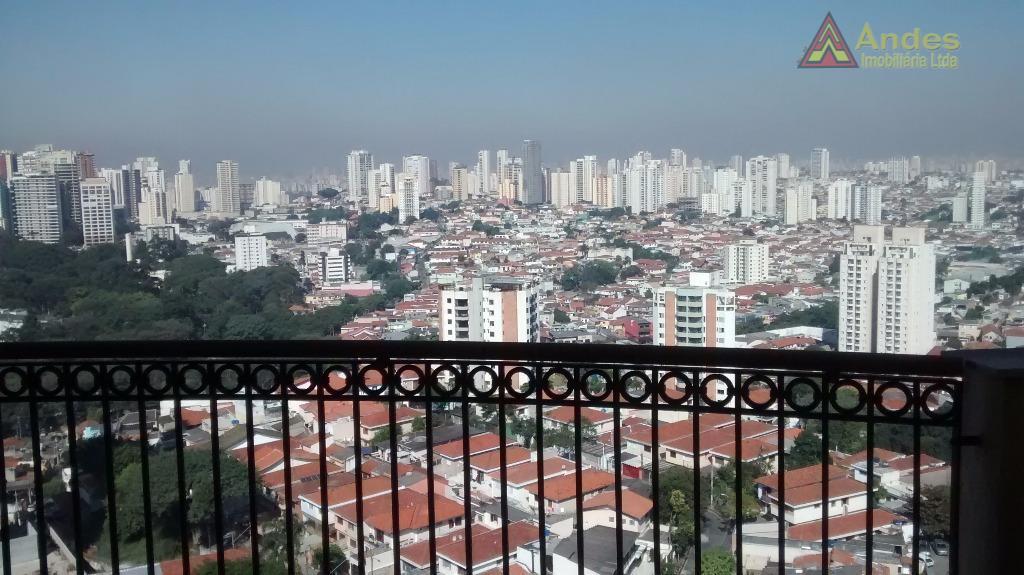 Apartamento residencial para locação, Lauzane Paulista, São Paulo.