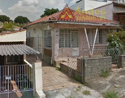 Terreno residencial à venda, Tucuruvi, São Paulo.
