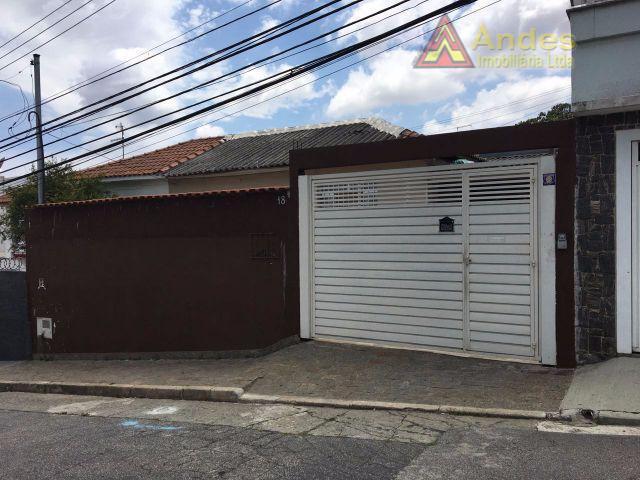 Casa residencial à venda, Mandaqui, São Paulo - CA0605.