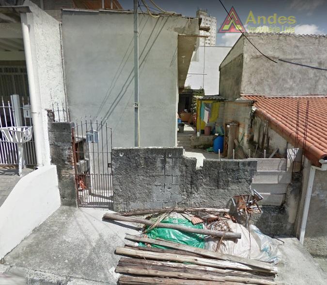 Terreno residencial à venda, Lauzane Paulista, São Paulo.