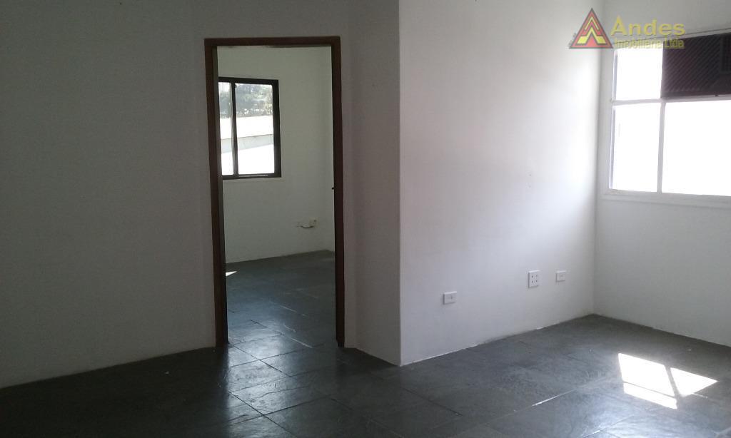 Sala  Rua Henrique Bernardelli-Santana, São Paulo.