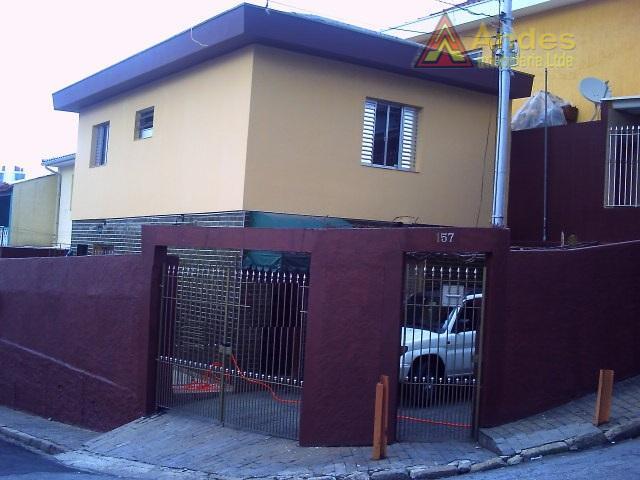 Sobrado residencial à venda, Mandaqui, São Paulo.