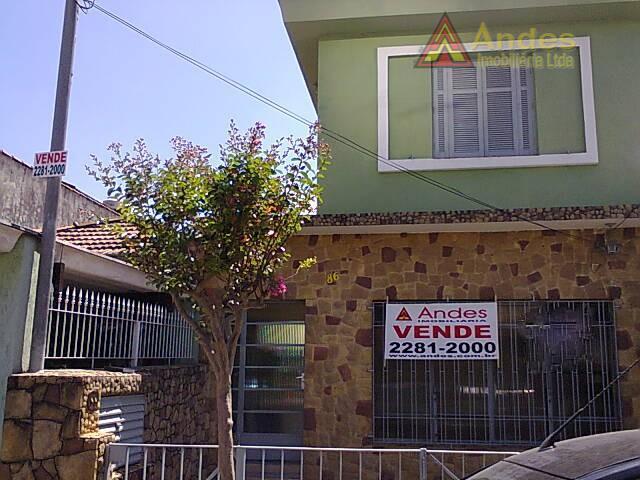 Sobrado  residencial à venda, Vila Baruel, São Paulo.
