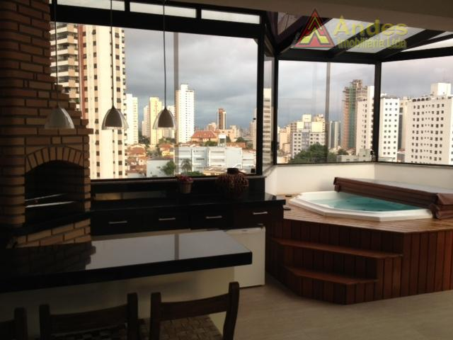 Cobertura Residencial à venda, Santana, São Paulo - CO0028.