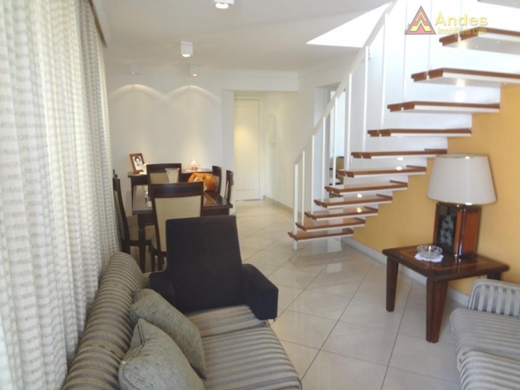 Cobertura residencial à venda, Santana, São Paulo - CO0058.