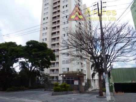 Apartamento residencial à venda, Lauzane Paulista, São Paulo - AP0954.