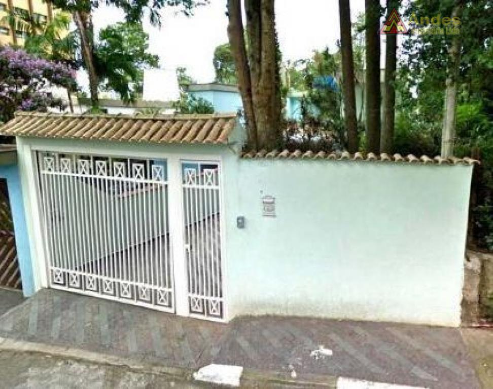 Sobrado residencial à venda, Jardim Floresta, São Paulo.
