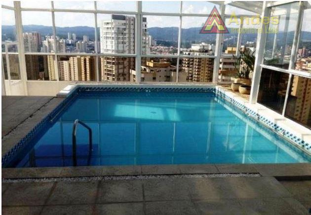 Cobertura Residencial à venda, Santana, São Paulo - CO0029.