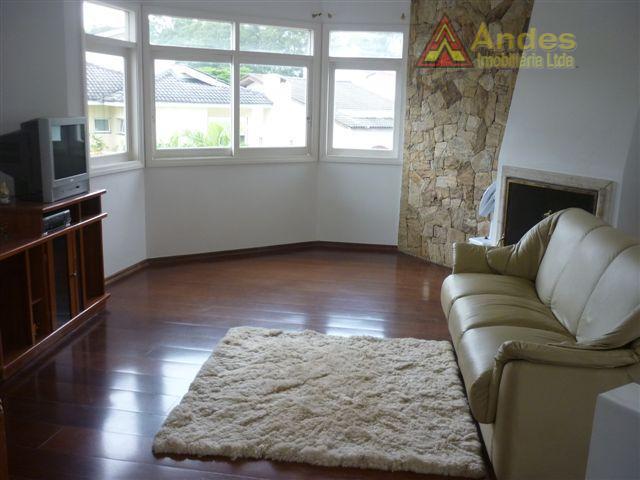 Sobrado residencial à venda, Residencial Cinco (Alphaville), Santana de Parnaíba.