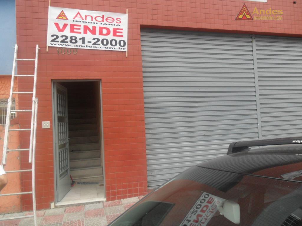 Prédio comercial à venda, Vila Sabrina, São Paulo.