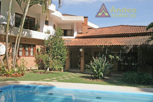 Casa  residencial à venda, Residencial Dez (Alphaville), Santana de Parnaíba.