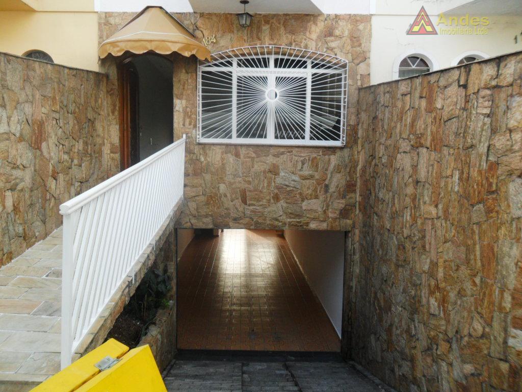 Sobrado residencial para locação, Parque Mandaqui, São Paulo - SO0010.