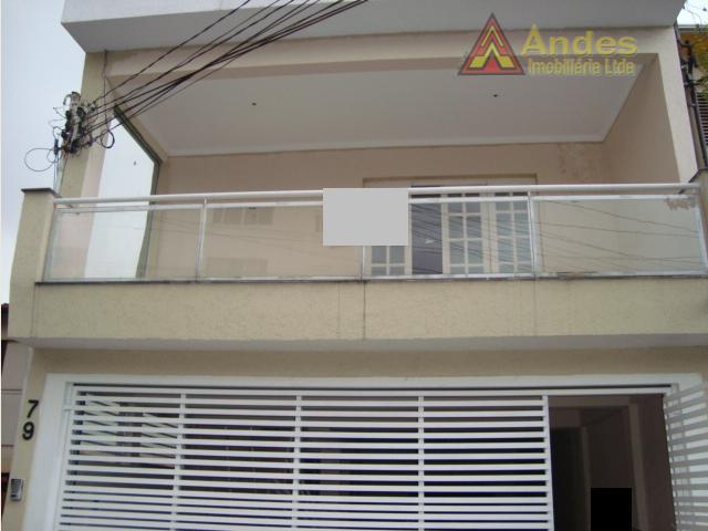 Sobrado  Triplex residencial à venda, Mandaqui, São Paulo.