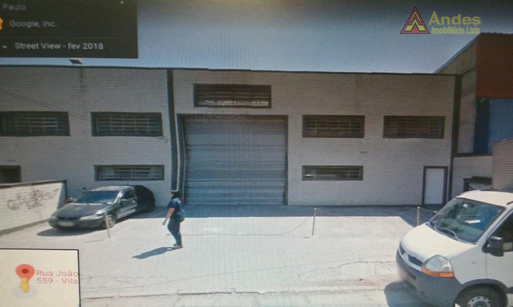 Galpão 500ms² em Vila Guilherme