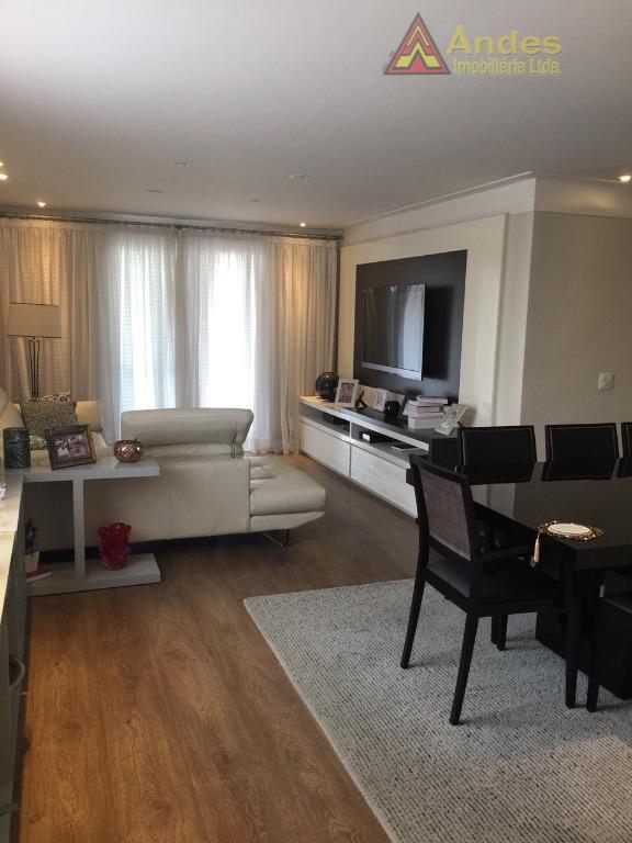 Apartamento com 3 dormitórios à venda, 145 m² por R$ 1.150.000 - Santa Terezinha - São Paulo/SP