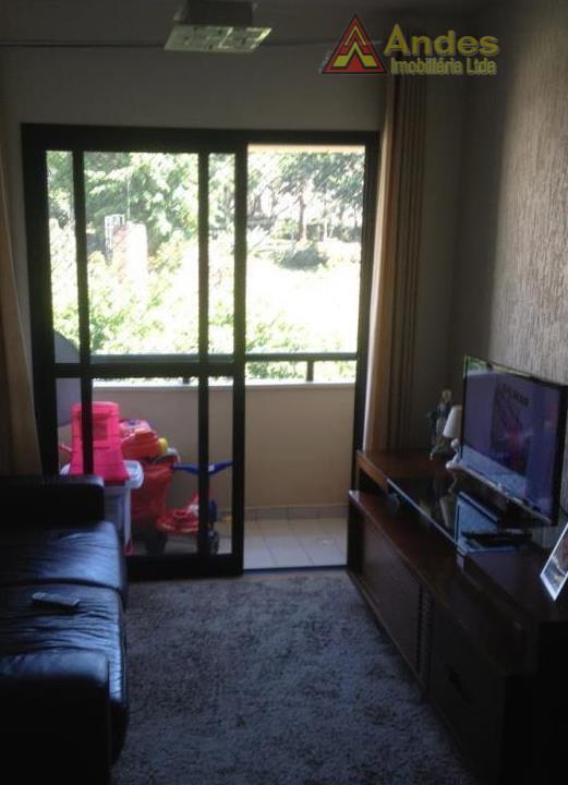 Apartamento com 2 dormitórios à venda por R$ 298.000 - Mandaqui - São Paulo/SP