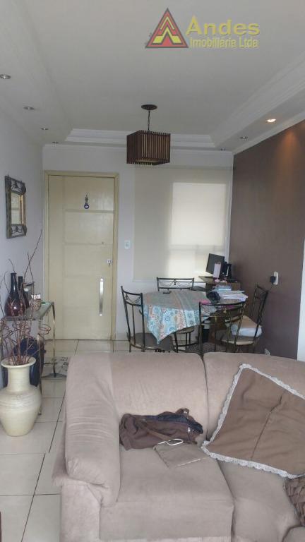 Apartamento com 2 dormitórios para alugar, 52 m² por R$ 1.000/mês - Lauzane Paulista - São Paulo/SP
