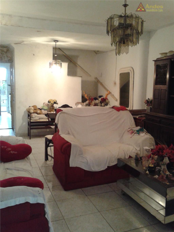 Sobrado residencial à venda, Casa Verde, São Paulo.