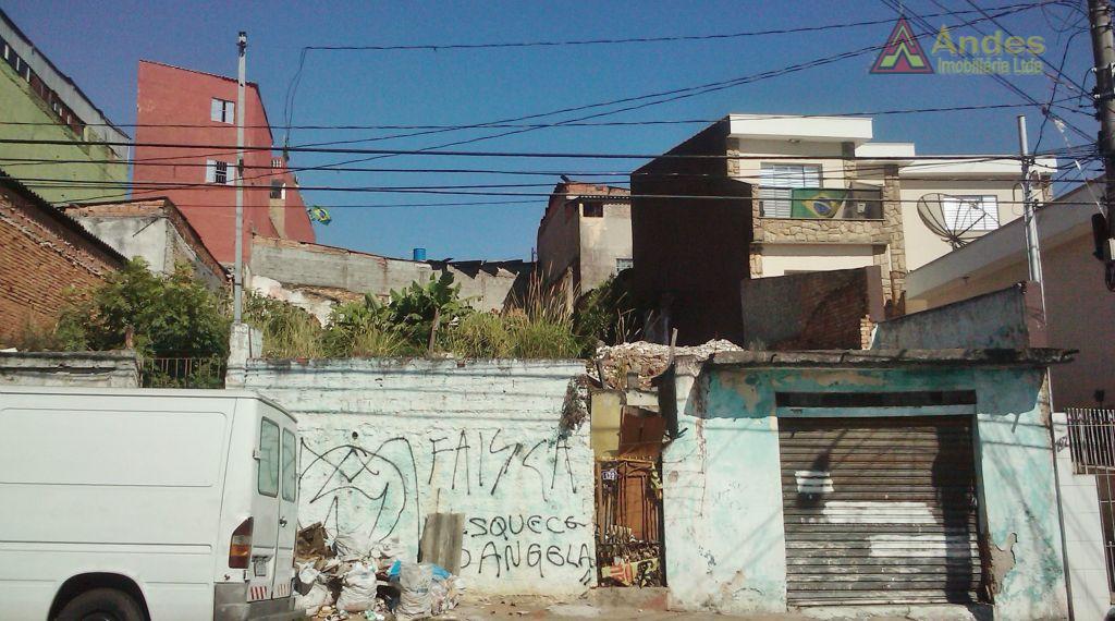 Terreno residencial à venda, Vila Medeiros, São Paulo.