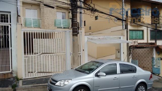 Sobrado à venda, Vila Matilde, São Paulo.