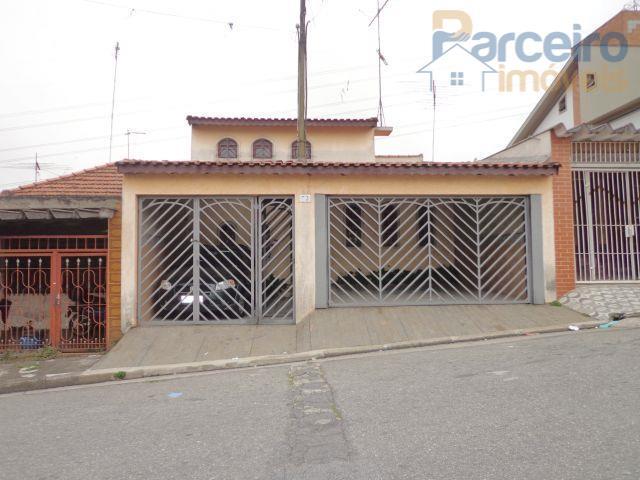 Sobrado à venda, Vila Talarico, São Paulo.