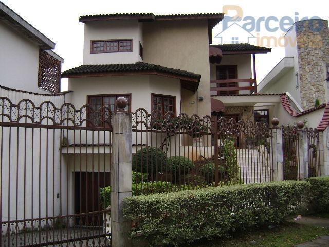 Sobrado residencial à venda, Vila Matilde, São Paulo - SO0754.