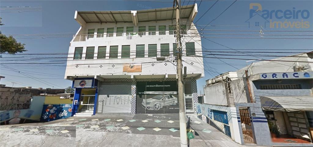 Salão comercial para locação, Vila Nhocune, São Paulo - SL0008.