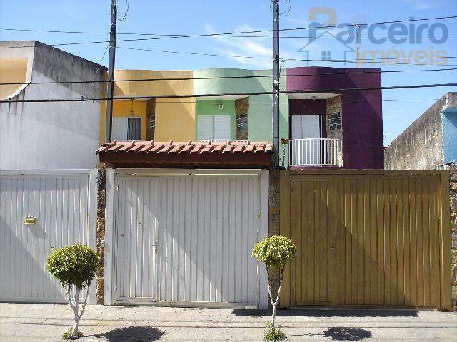 Sobrado residencial à venda, Vila Matilde, São Paulo - SO0800.