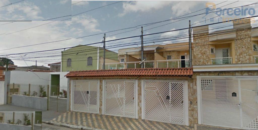 Sobrado residencial à venda, Cidade Patriarca, São Paulo