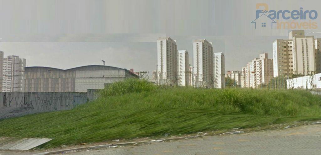 Terreno  comercial para locação, Zona Leste, São Paulo.