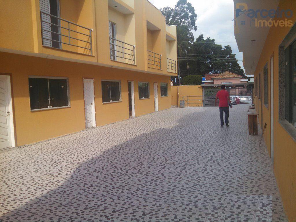 Sobrado residencial à venda, Vila Esperança, São Paulo.