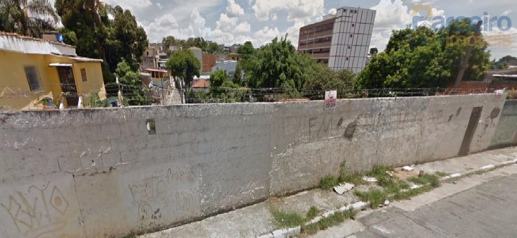 Terreno residencial à venda, Vila Cruzeiro, São Paulo - TE0134.