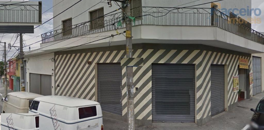 Galpão  comercial para locação, Jardim Popular, São Paulo.